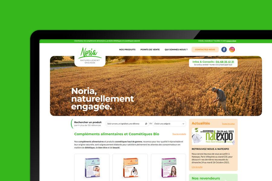 Site Internet, vente en ligne B to B