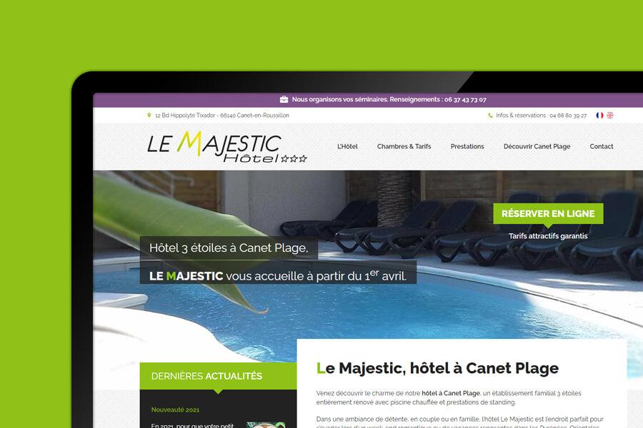 Site Internet multilingue