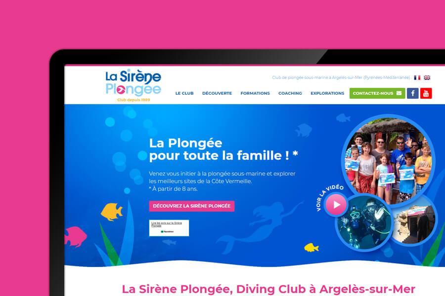 Site Internet, réservation en ligne