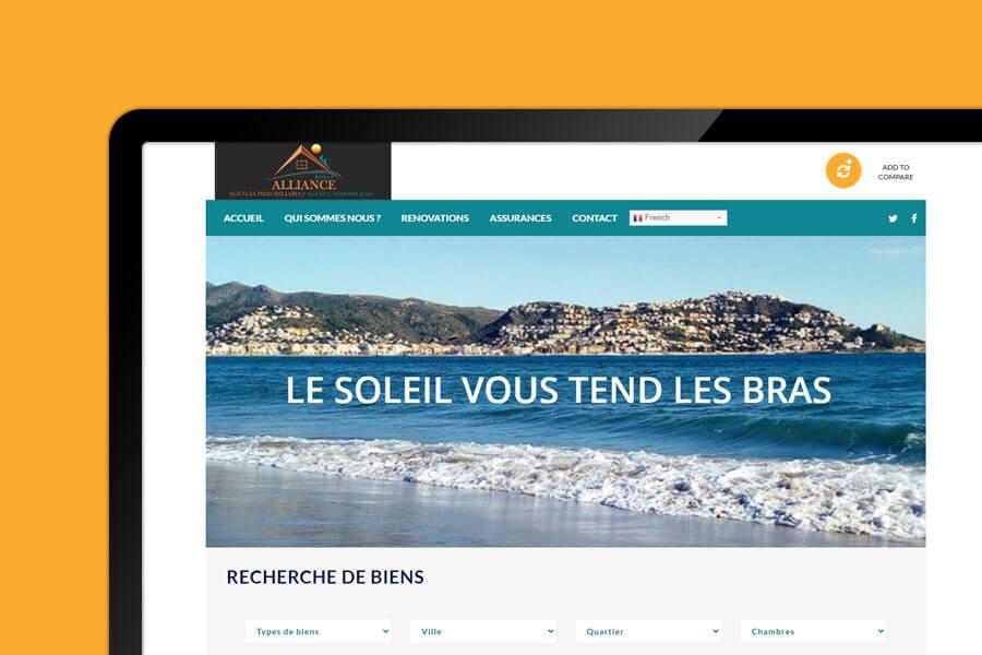 Migration site web et interventions diverses